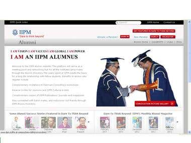IIPM Alumni