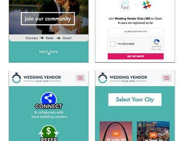 weddingvendorclub App
