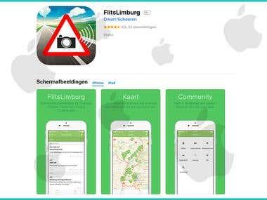 Schreen iOS App