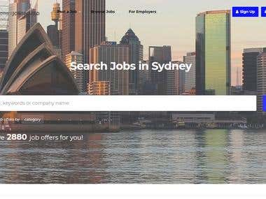 Find Jobs in Sydney at Sydney