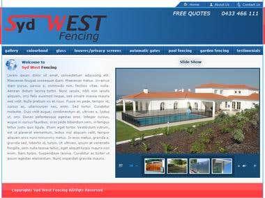 Web Site Deisgn + HTML