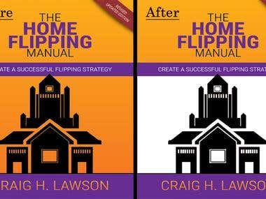 Book Cover Color Change in Photoshop