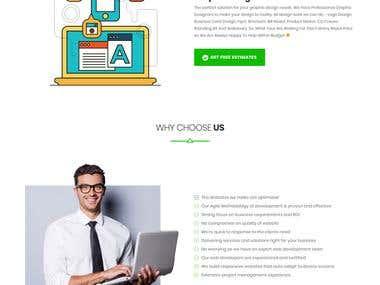 IN Design Solution Website Development
