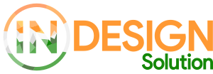IN Design Solution Logo Design