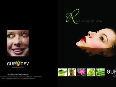 Cosmetic Brochure