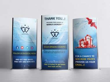 Standee Banner Designs
