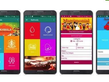 Rakhwala Social Help App