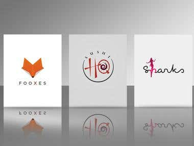 Logo Designing for our clients