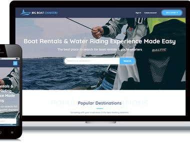 Big Boat Charters