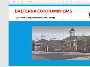 Construction company presentation