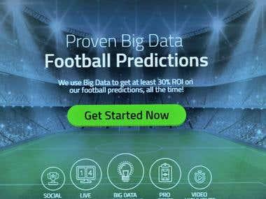 Proven Big Data Football Predictions