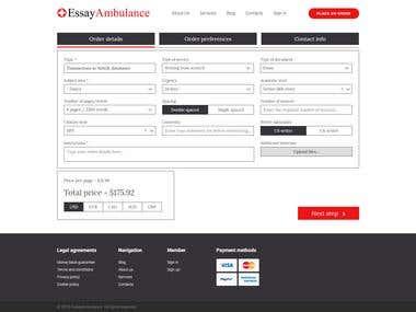 EssayAmbulance.com - writing platform