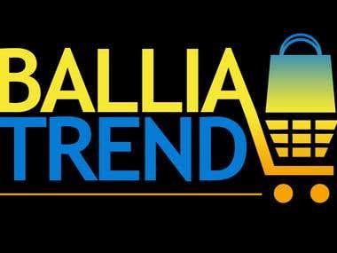 Logo Designing for BalliaTrend