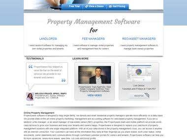 propertyware.com || Wordpress