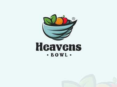 Heavens Bowl - Logo design