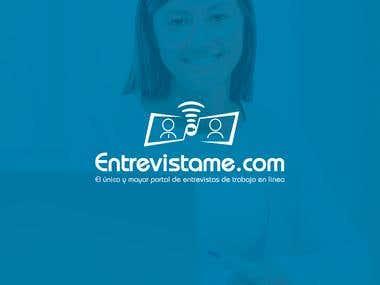 ENTREVISTAME.COM LOGO