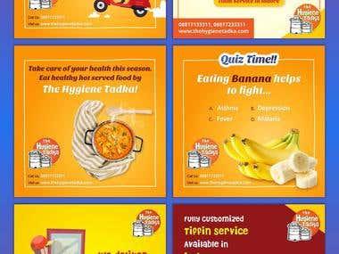 Facebook Marketing - The Hygiene Tadka