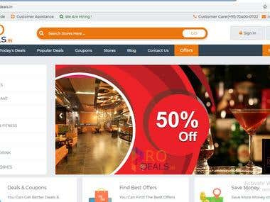 Online selling and purchasing