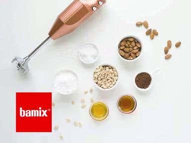 Bamix - Peanuts Butter (Promo)