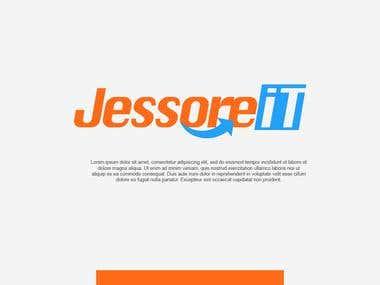 Jessore IT Logo