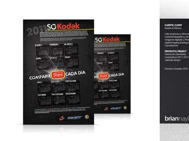Kodak Corporate Calendar 2011