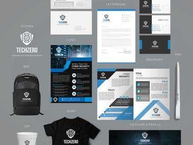 Branding Kit Design