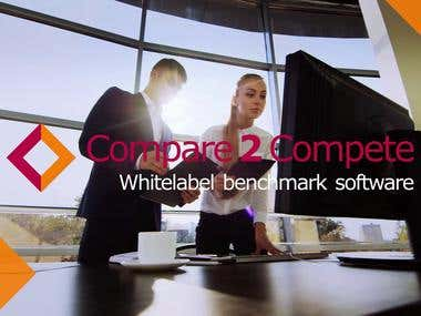 Compare 2 Compete Whitelabel Benchmark Software (Corporate)