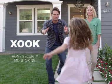 Xook - Home Monitoring Service on Kickstarter (Crowdfunding)