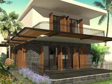 Summer house in Seferihisar