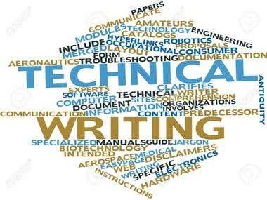 Technichal Writing