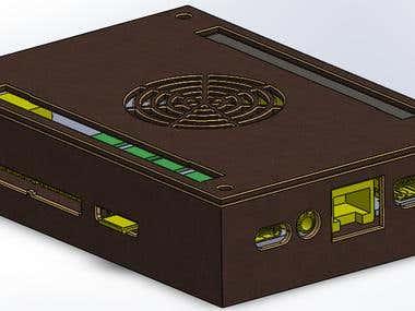 SS LattePanda Alpha Case 1