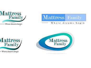 Logo-Mattress Family