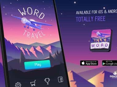 Word Travel (App Commercial)