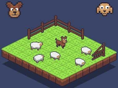 Sheep Concept Art