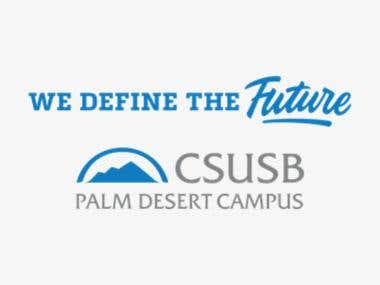 Promotional Video (Audio post production) - CSUSB