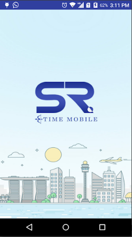 SR Time News App