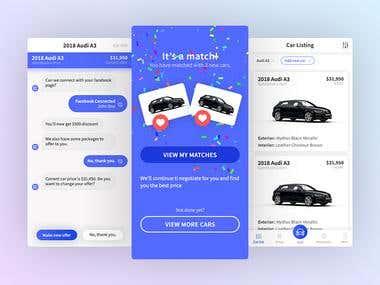 Car Listing App