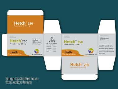 packet Design, product packaging Design