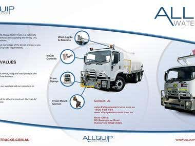 Water trucks Brochure
