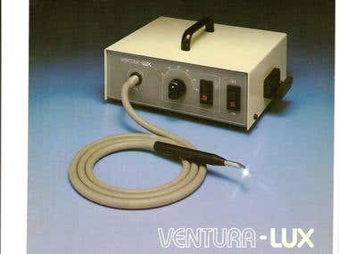 Light curing device