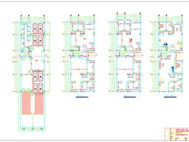 Structural Design of 7 Stories Concrete Building