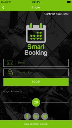 SmartBooking