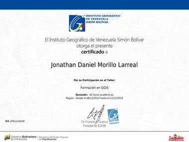 QGIS Certification