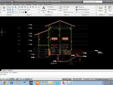 Auto Cad - 2D Darawings