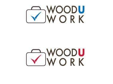 WoodUWork Logo