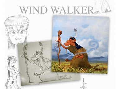 children's book wip