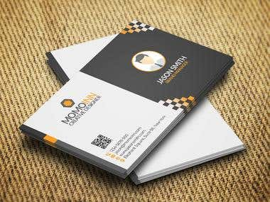 Business Card | Corporate Card
