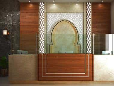 Interior Design & 3D Rendering