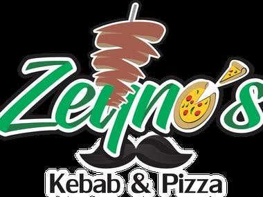 Logotipo para un Restaurant