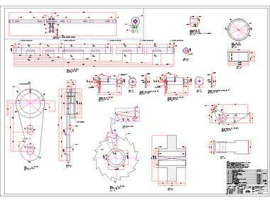 Conjunto Sistema Trinquete Interlog